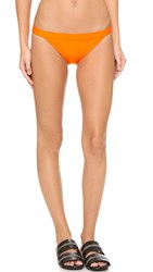 Zero Maria Cornejo Cese Bikini Bottoms Orange