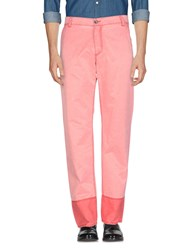 Versace Jeans Casual Pants Red