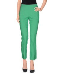 Liviana Conti Casual Pants Green