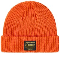 Nigel Cabourn X Element Hash Beanie Orange