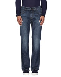 Baldessarini Denim Denim Trousers Men Blue