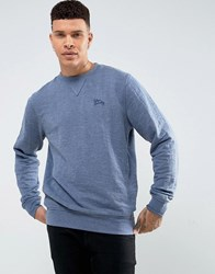 Tokyo Laundry Pigment Dyed Sweater Blue