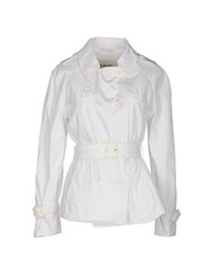 List Coats And Jackets Full Length Jackets Women White