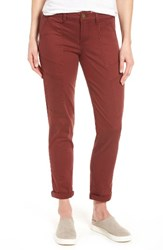 Wit And Wisdom Women's Skinny Cargo Pants Fired