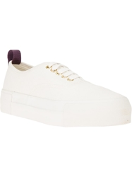 Eytys 'Mother' Plimsoll White