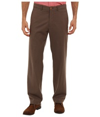 Tommy Bahama Bryant Flat Front Pant Clove Men's Casual Pants Olive