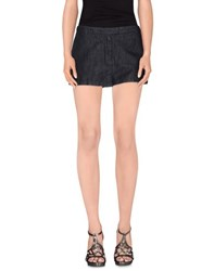 Douuod Denim Denim Shorts Women Blue