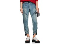Sacai Belted Relaxed Jeans Lt Blue