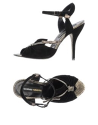 Gaspard Yurkievich Sandals Black