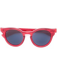 Ahlem 'Barbes' Sunglasses Red