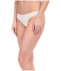 Betsey Johnson Bridal Thong The Bride Women's Underwear White