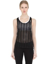 Freddy Pure Tech Laser Cut Tank Top