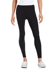 Calvin Klein Cotton Stretch Jogger Leggings Black