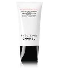 Chanel Mousse Douceur Rinse Off Foaming Mousse Cleanser Balance Anti Pollution 5 Oz.