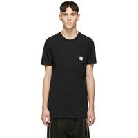11 By Boris Bidjan Saberi Black Label Pocket T Shirt