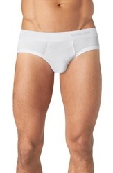Men's Tommy John 'Cool Cotton' Briefs White