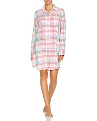 Lauren Ralph Lauren Flannel His Shirt Sleepshirt