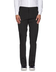 Emporio Armani Trousers Casual Trousers Men Steel Grey