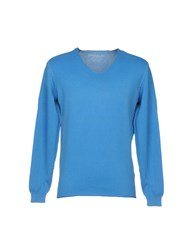 Crossley Sweaters Azure