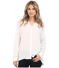 Bench Waft Shirt Bright White Women's Blouse