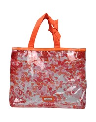 Galliano Handbags Orange