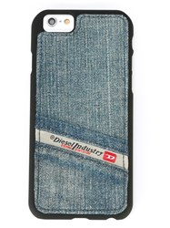Diesel 'Pluton Pocket 6 4.7' Iphone 6 Case Black