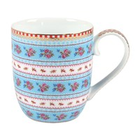 Pip Studio Small Ribbon Rose Mug Blue