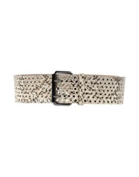 Schumacher Small Leather Goods Belts Women Beige