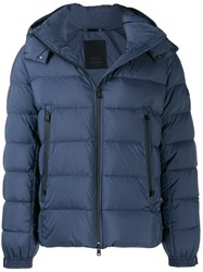 Tatras Padded Hood Jacket Blue