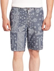 Polo Ralph Lauren Slim Fit Paisley Shorts Coastal