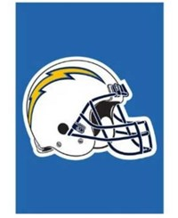 Party Animal San Diego Chargers Garden Flag Team Color