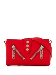 Kenzo Red Mini Shoulder Bag