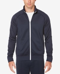 Perry Ellis Men's Stretch Performance Jacket Dark Sapphire
