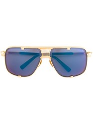 Dita Eyewear 'Mach Five' Sunglasses Metallic