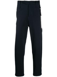 Craig Green Slim Fit Tailored Trousers Blue