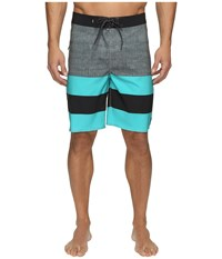 Vans Era Stretch Boardshorts 20 New Charcoal Baltic Men's Swimwear Gray