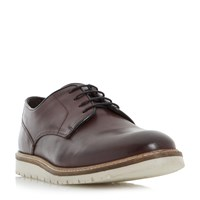Howick Bistrotheque Eva Wedge Gibson Shoes Brown