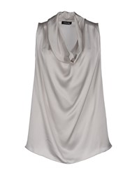 Anne Claire Anneclaire Topwear Tops Women Light Grey