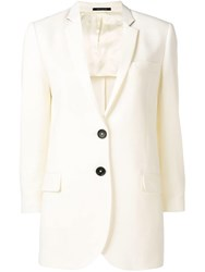 Paul Smith Ps White Formal Blazer