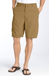 Tommy Bahama Men's 'Key Grip' Relaxed Fit Cargo Shorts London