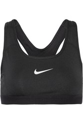 Nike Pro Dri Fit Stretch Sports Bra Black
