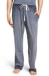 Daniel Buchler Cotton Lounge Pants Navy