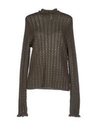Ralph Lauren Turtlenecks Dark Green