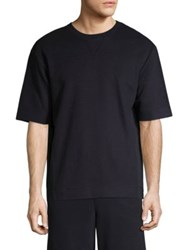Plac Loose Fit Short Sleeve Tee Navy