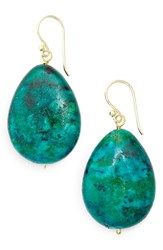 Women's Panacea Natural Stone Teardrop Earrings