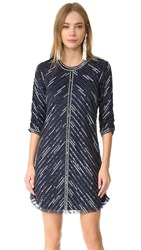 Parker Black Petra Dress Aquarius