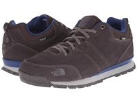 The North Face Back To Berkeley Redux Sneaker Plum Kitten Grey Estate Blue Men's Shoes Brown