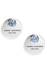 Marc By Marc Jacobs Women's Mj Coin Stud Earrings