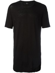 Lost And Found Ria Dunn Long T Shirt Black