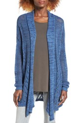 Roxy Women's Take Stock Open Cardigan True Navy